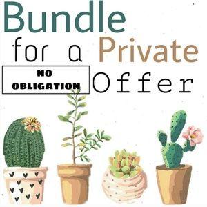 Bundle and save ❤️🌺